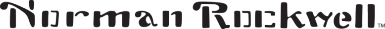 Norman Rockwell Horizontal Logo