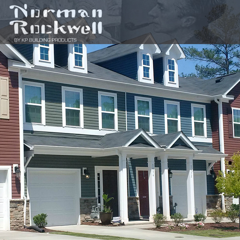 Norman Rockwell by KP Building Products