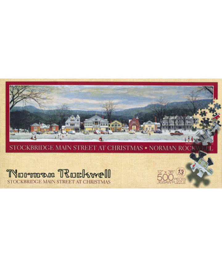 Norman Rockwell Puzzle
