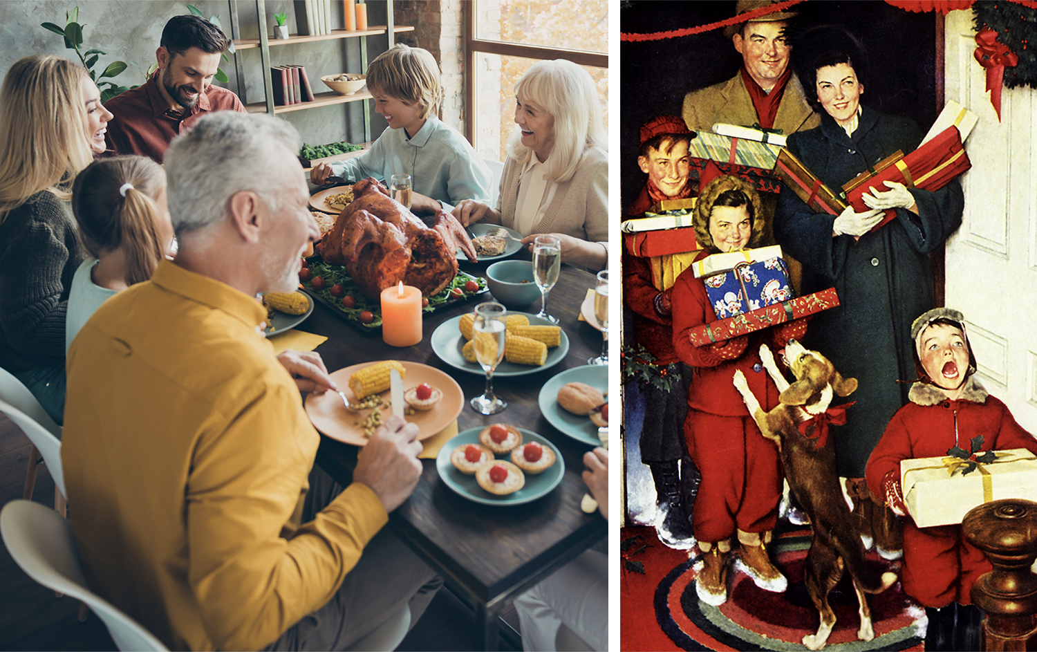 Norman Rockwell Celebration, Image and Illustration
