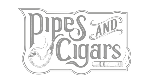 Pipes and Cigars Logo